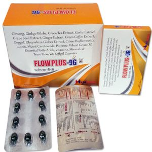 Flowplus-9G Softgel